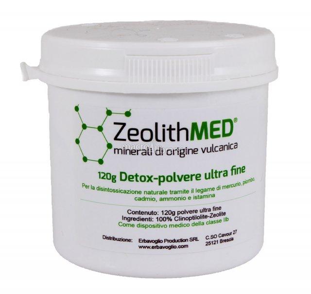 Zeolith Med - Detox - Polvere