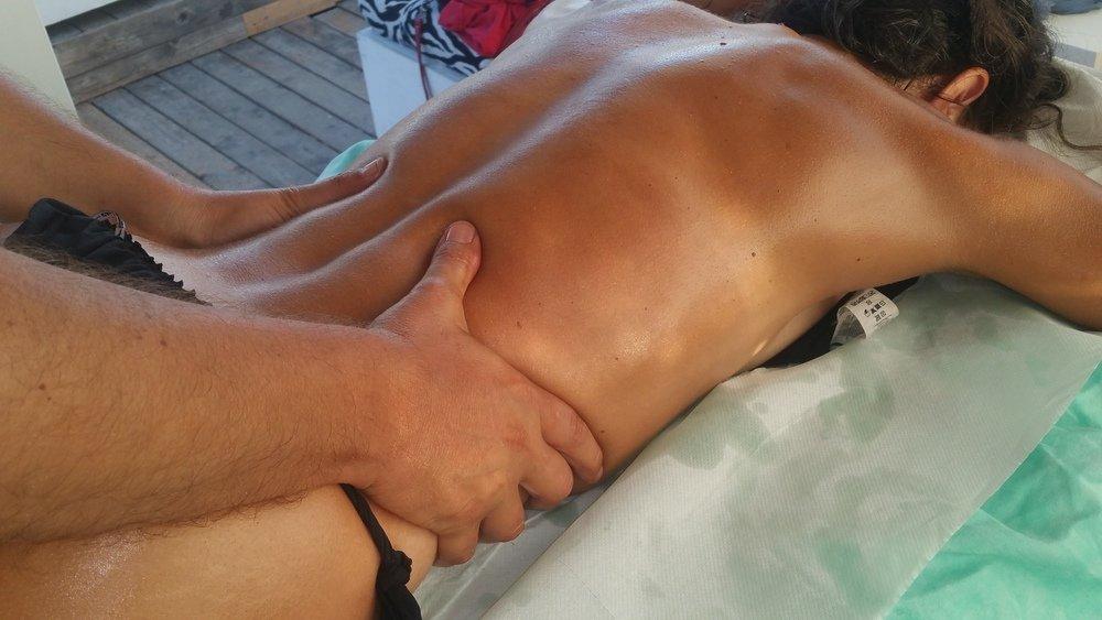 Massaggi Olistici in Studio Govinda