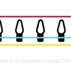 Christmas Lights Wiring Diagram Forums Ezgo Gas Golf Cart How To Shorten String Gray House Studio