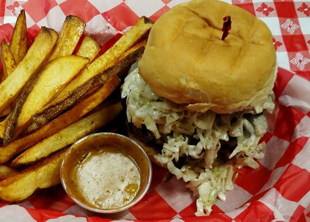 Studio Grill #1 Burger