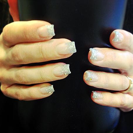 Nagelförlängning i akryl
