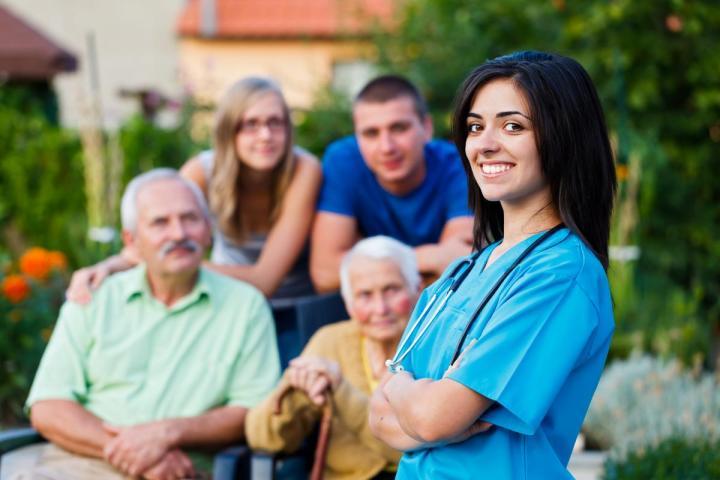 infermiere di famiglia