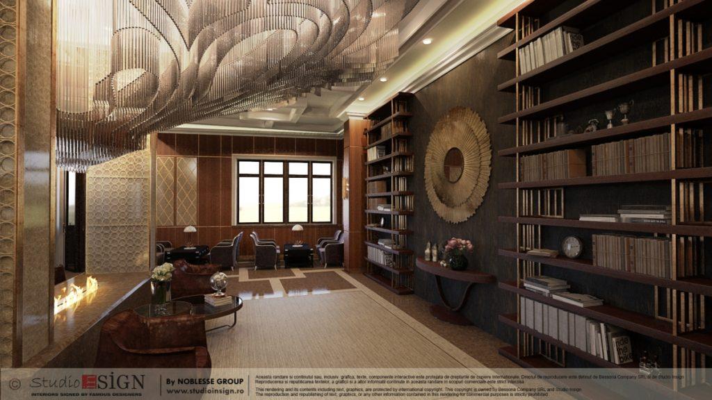 Classic Hotel Interior Design  Studio inSIGN