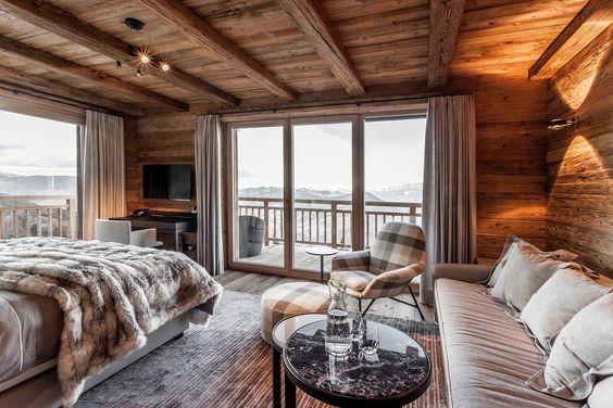 Le baite e gli chalet sono fonte d'ispirazione e desiderio di ogni amante dei paesaggi di montagna. Le Case Di Vacanza Uno Chalet Tra I Monti Studio Interior Design