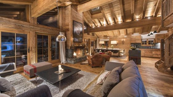 Prima o poi quasi tutti si avventurano nell' Le Case Di Vacanza Uno Chalet Tra I Monti Studio Interior Design