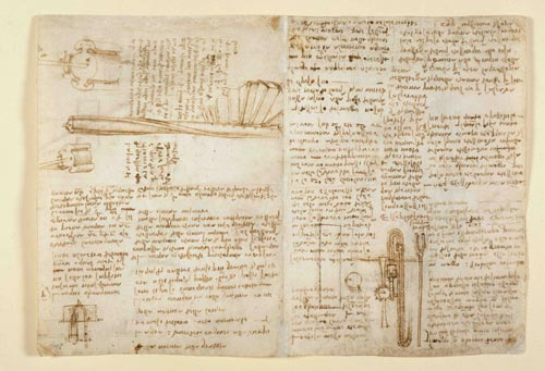 Image result for leonardo da vinci experience experiment and design