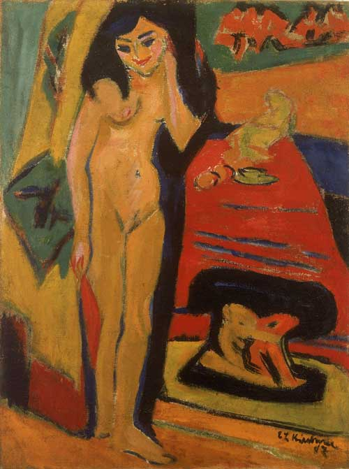From Kirchner to Kandinsky German Expressionism in Dutch