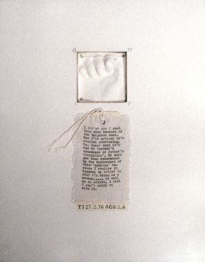 Mary Kelly: Projects, 1973, Studio International