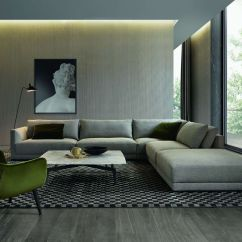 Huge Leather Sectional Sofa Throw Cover Canada Poliform | Studio Italia