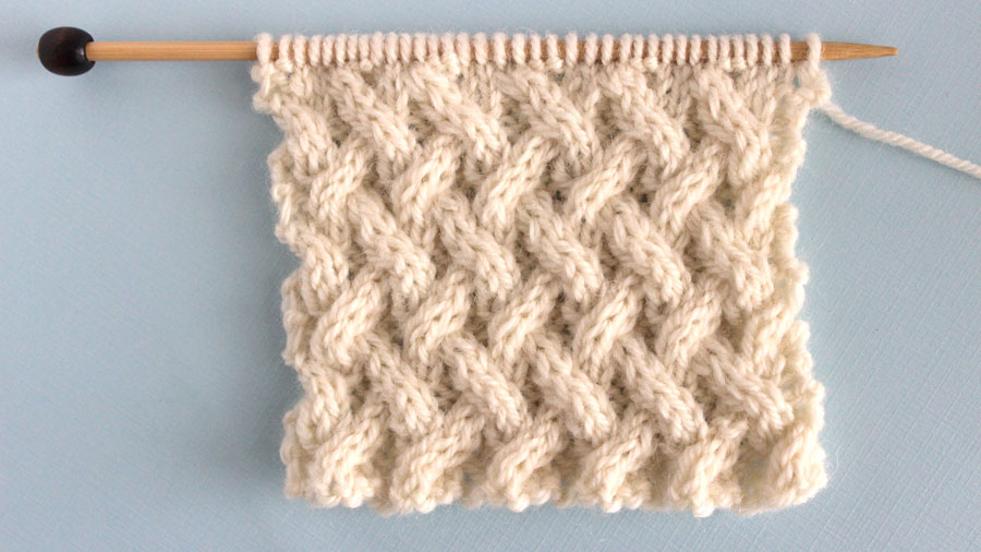 Celtic Cable Knit Pattern