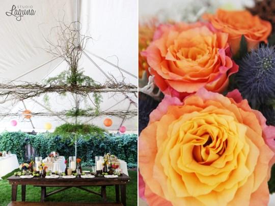 A St. Paul backyard wedding