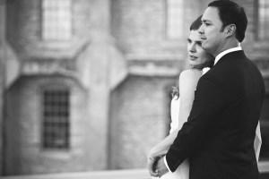 Rea & Max's Machine Shop Wedding