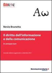 diritto comunicazione Avv brunetta