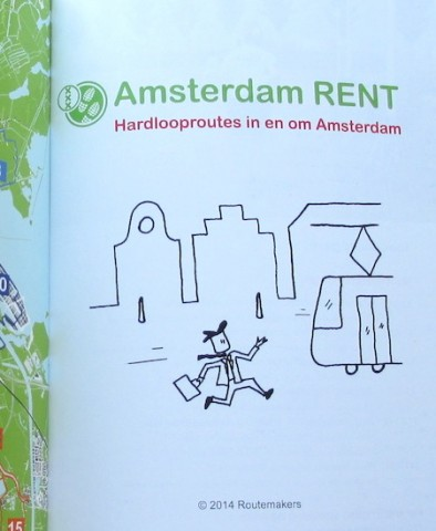 AMSTERDAM RENT – ILLUSTRATIES