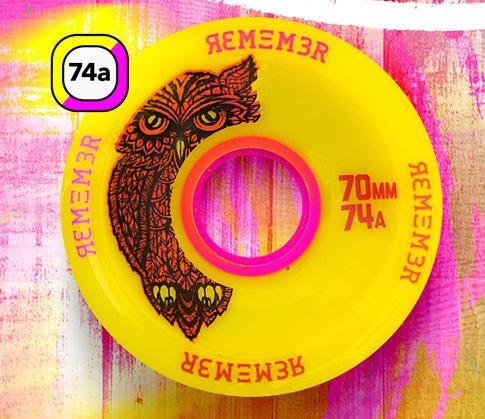 REMEMBER Hoot 74a