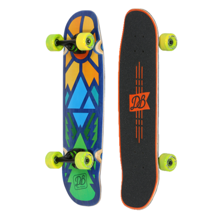 DB LONGBOARDS Timber Cruiser Skateboard