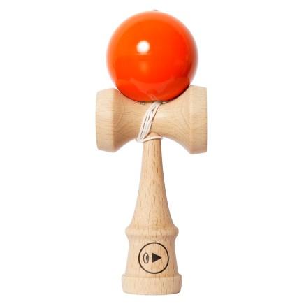 KENDAMA PRO II K orange ist die Weiterentwicklung des erfolgreichen Wettkampfmodels Play Pro K