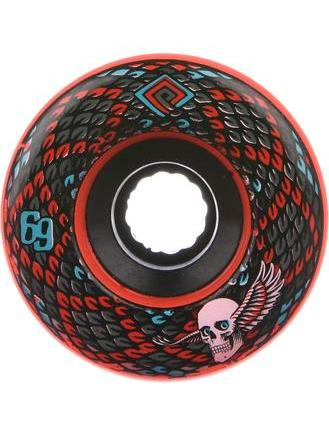 POWEL PERALTA - SSF Snakes 75A red 69mm