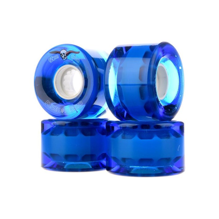 POWELL-PERALTA Clear Cruisers 80a blue
