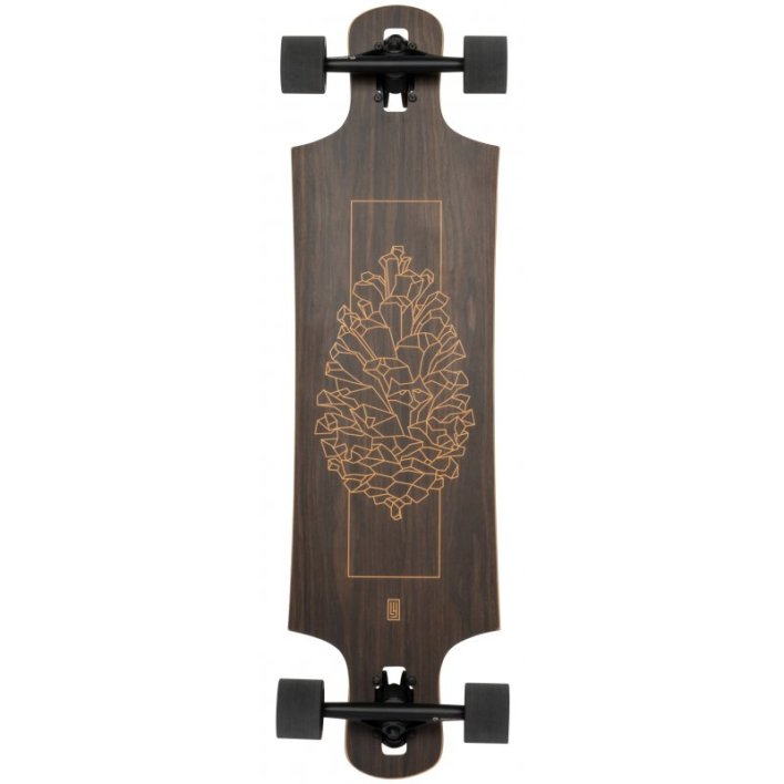 LANDYACHTZ Drop Hammer Walnut