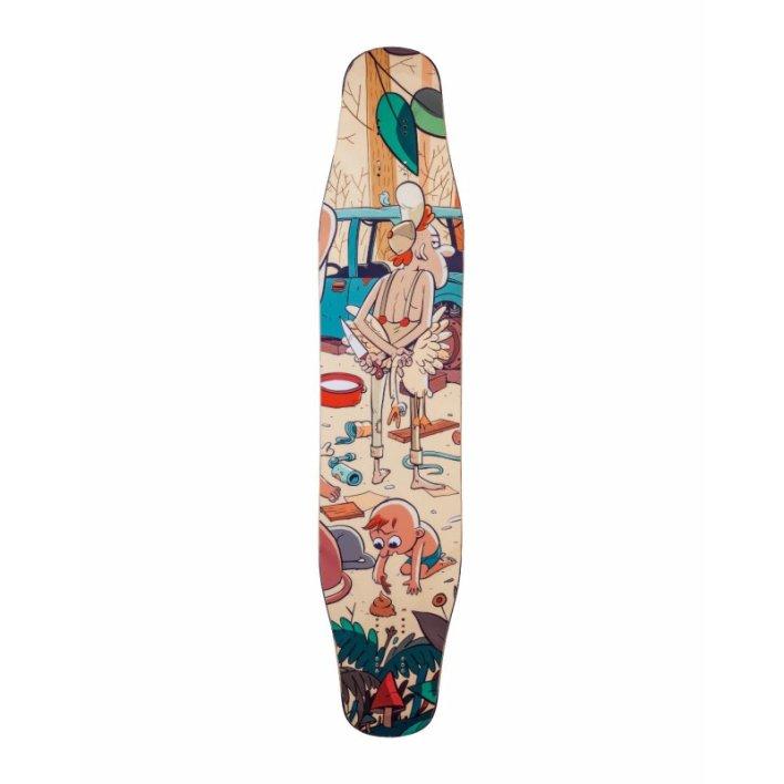 Alternative Longboards Egret
