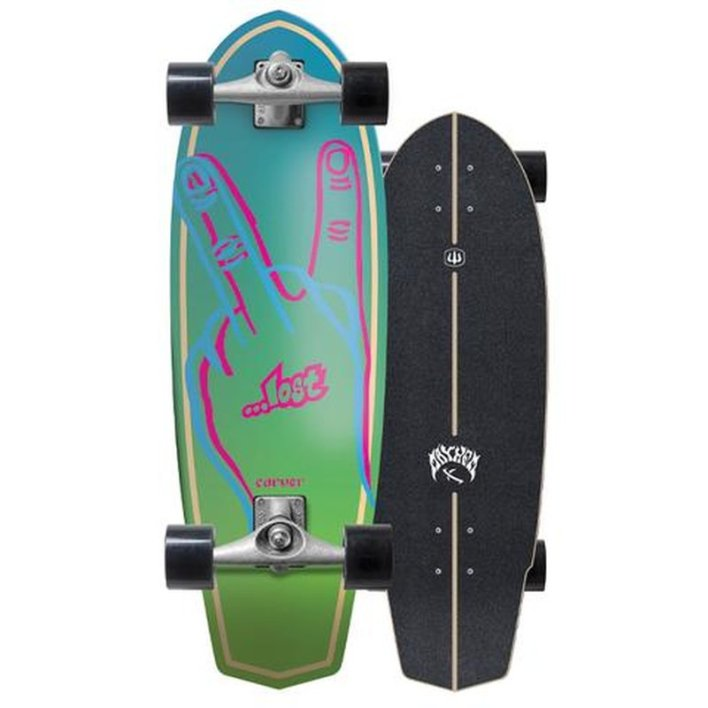 """CARVER Lost X Plank 31"""" CX.4"""
