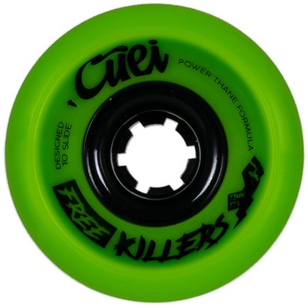 Cuei Free Killers 73mm Wheels