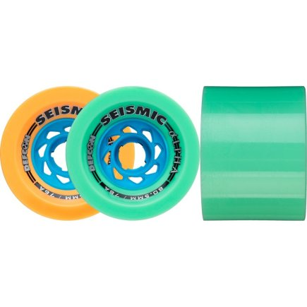 Seismic ALPHA Wheels 80.5mm