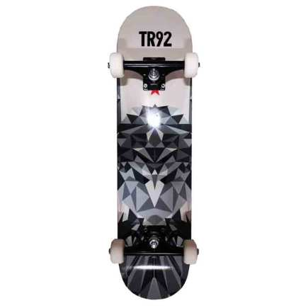 TRAP Polygonimals OWL Kids Skateboard