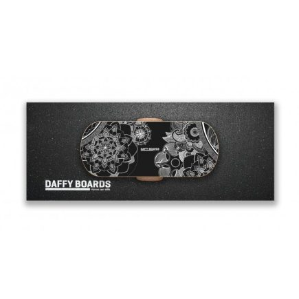 DAFFYBOARD Balance Board Set Zensation Black