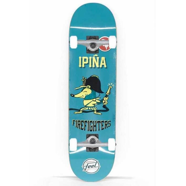 Feel Skateboards Firefighters