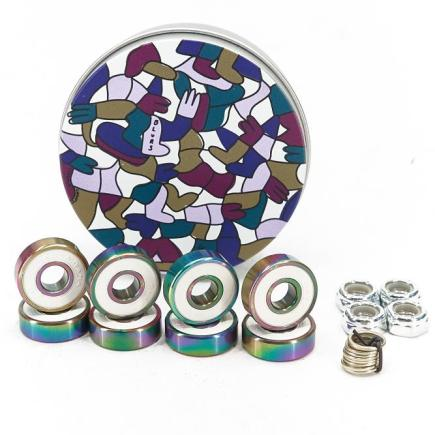 BLURS Bearings Ceramic Color