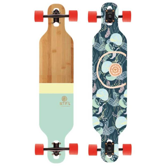 BTFL Malou Longboard drop-through