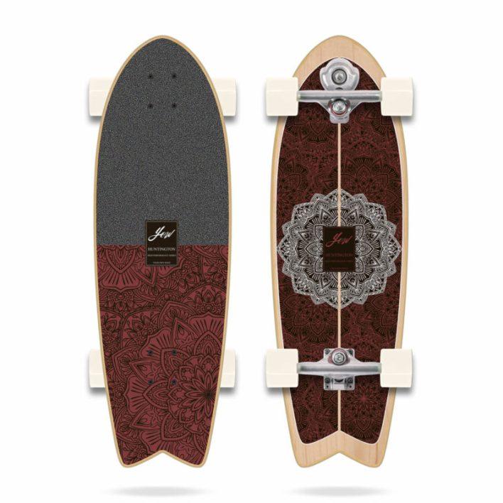 YOW Surfskate Huntington Beach 30″