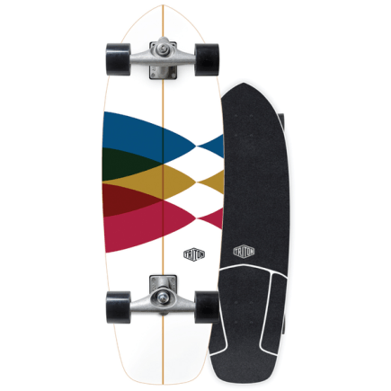 """Triton by Carver Spectral Surfskate 30"""""""