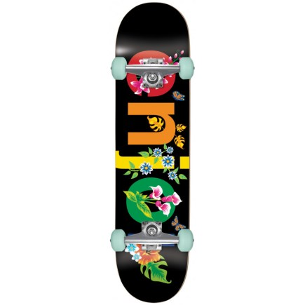 Enjoi Full Flowers 8.0 Skateboard
