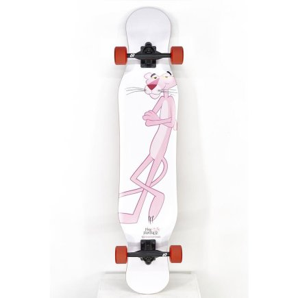 HYDROPONIC Pixie Pink Panther White Longboard Dancer