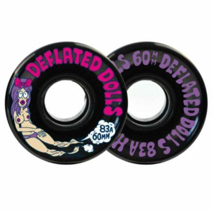 Haze Wheels Deflated Dolls II