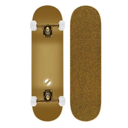 BTFL Gold Edition Skateboard 8.125