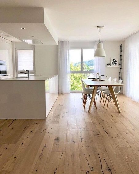 A partire da legni raffinati come pino,. Case Moderne Interni E Arredamenti