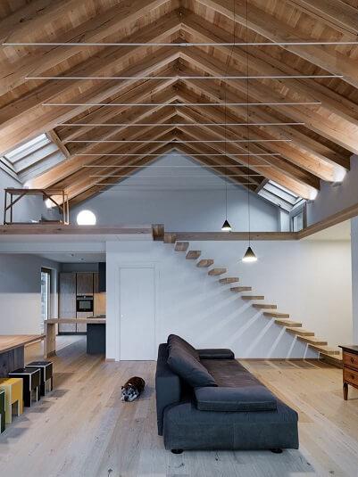 Dopo aver descritto le caratteristiche esterne di un appartamento di lusso, oggi entriamo all'interno della casa, per scoprire i segreti di. Case Moderne Interni E Arredamenti