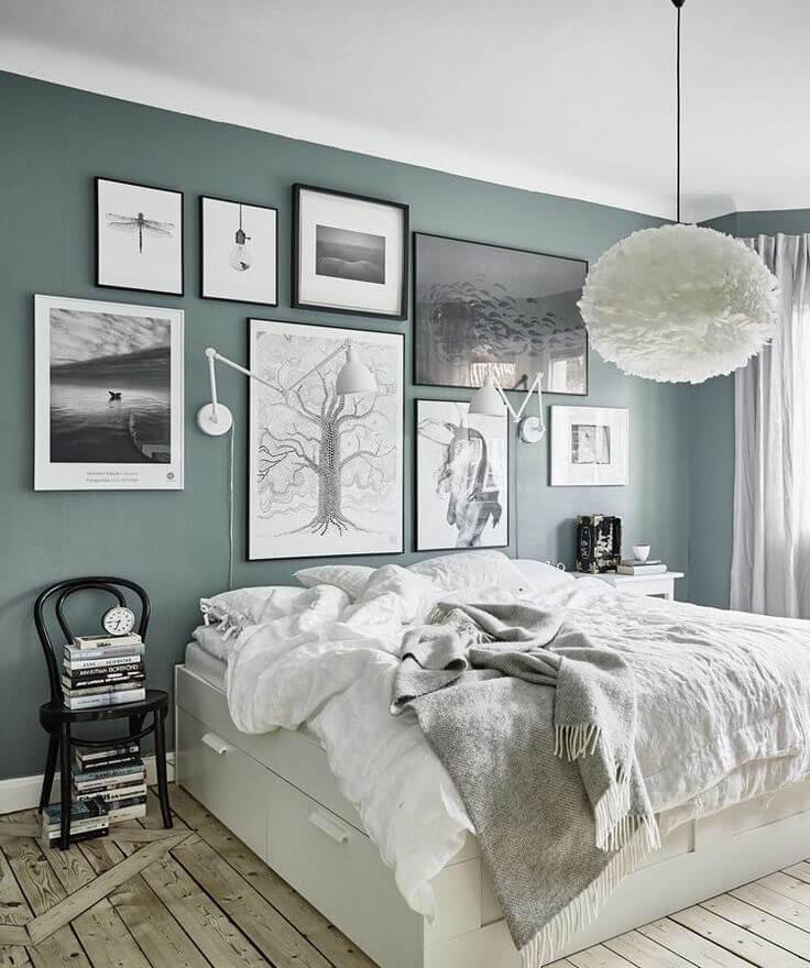 Vernici e tecniche di pittura per ogni singola stanza. Colori Pareti 2021 Idee Tonalita Di Tendenza Effetti Originali E Tecniche Di Pittura