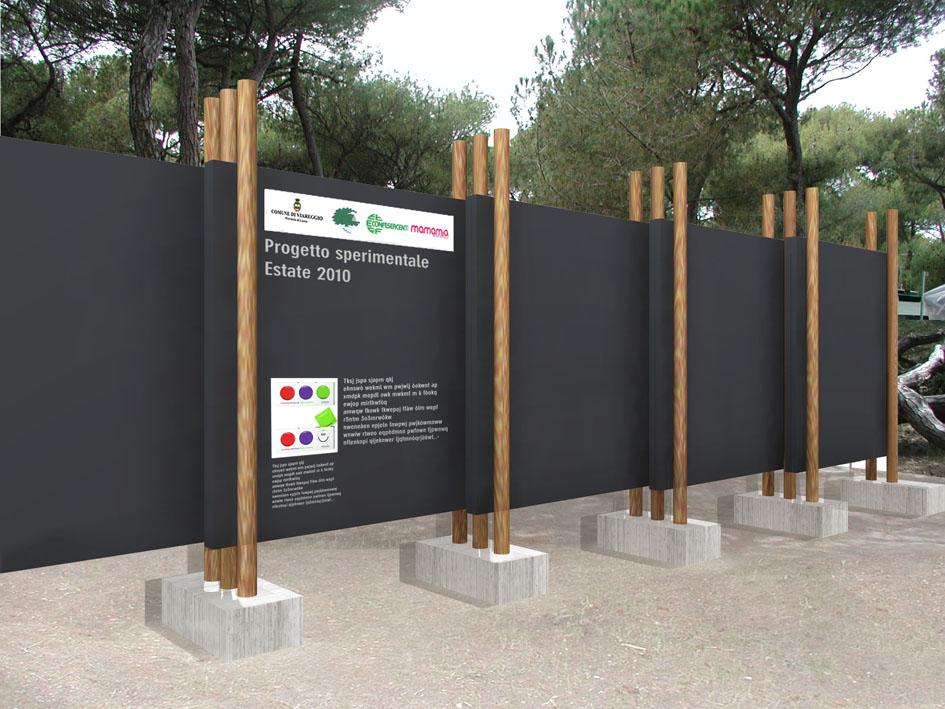 Progetto barriere acustiche