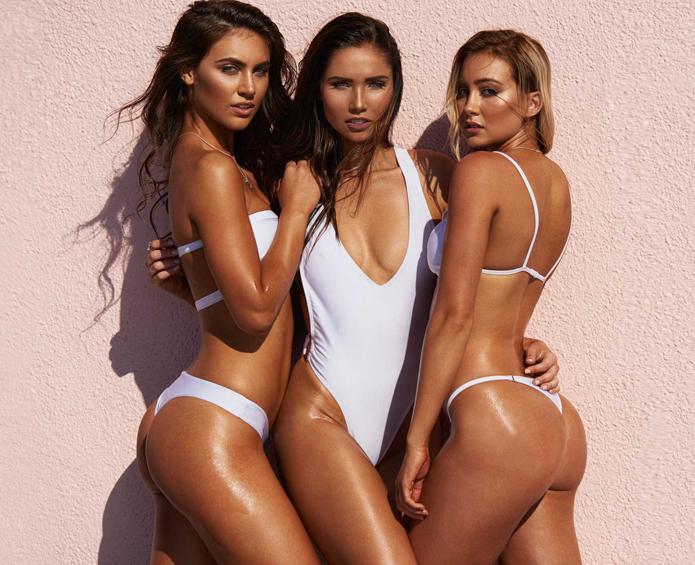 Spray tan Nude Photos 42