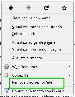removeCookie