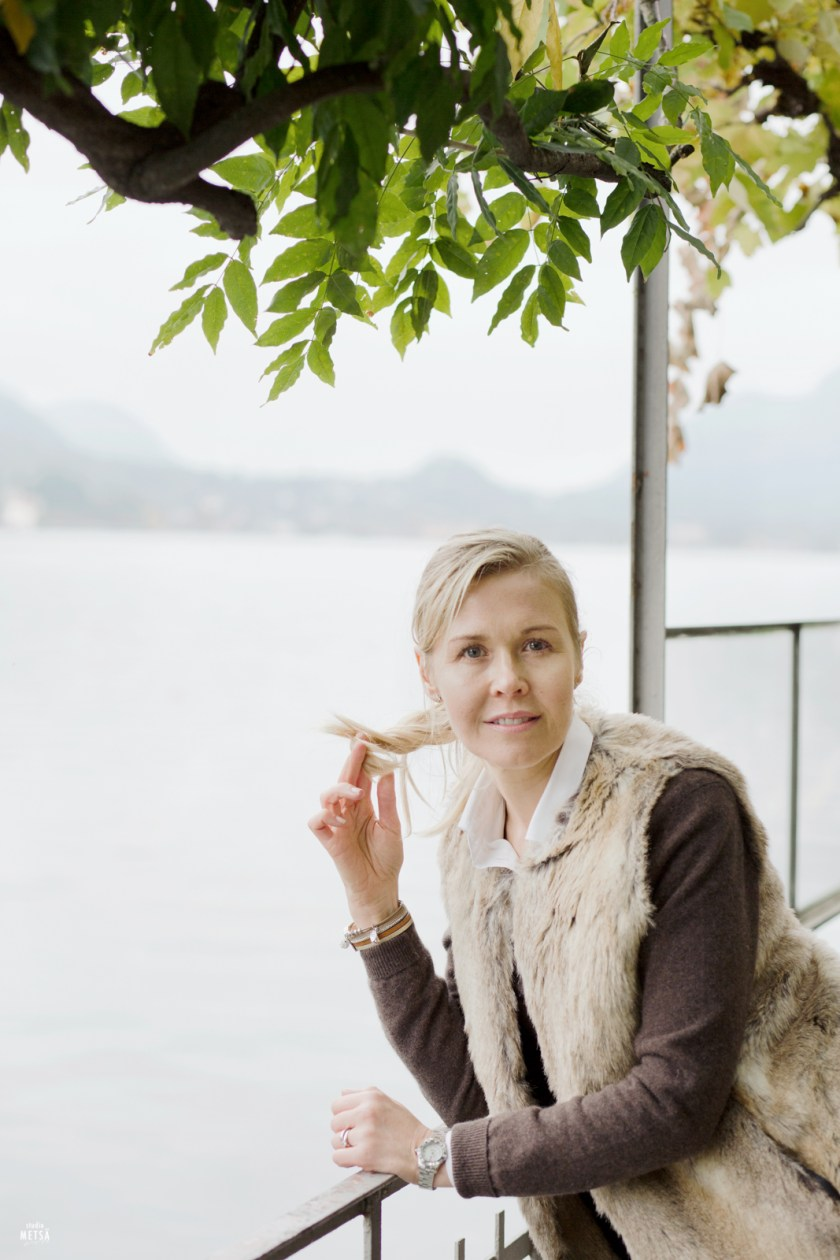 Kristiina in Lugano by Studio Metsä Photography