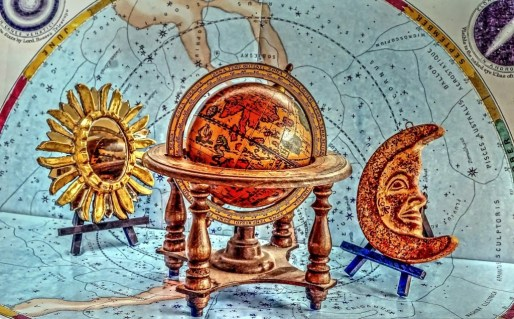 Globe Still from Epiphany