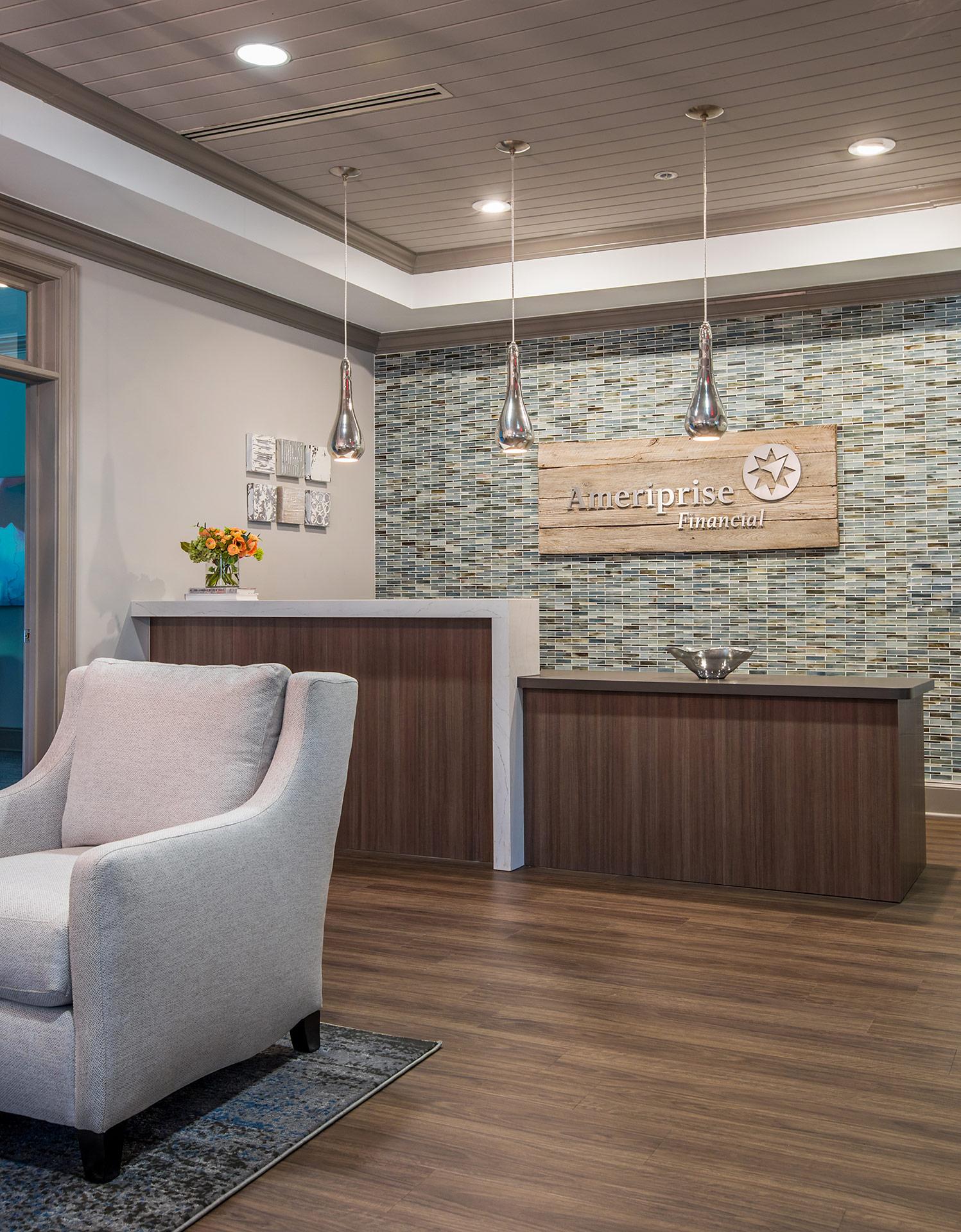 MidCentury Modern Office Design  Studio M Interior Design