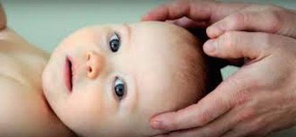 osteopata per neonati e bambini