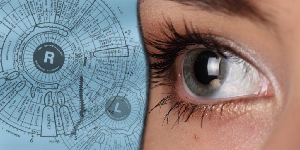 iridologia e pancreas